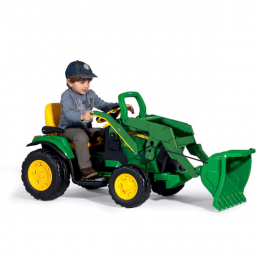 John Deere Ground Force Loader 12V